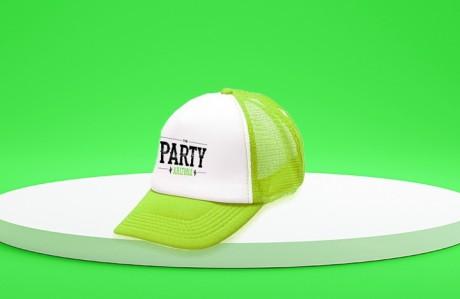 הדפסה על כובעי רשת