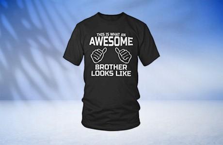 10 חולצות מודפסות דו