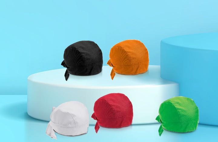 כובע בנדנה מודפס